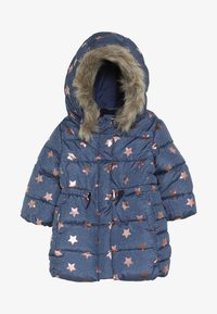 GAP - TODDLER GIRL LONG - Winter coat - blue heather - 4