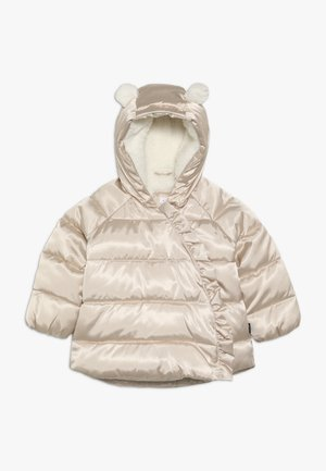 BABY - Winter jacket - champagne