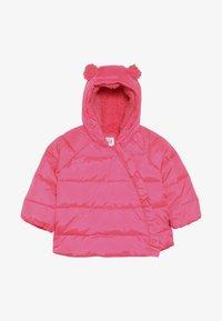 GAP - BABY - Winter jacket - pink light - 3