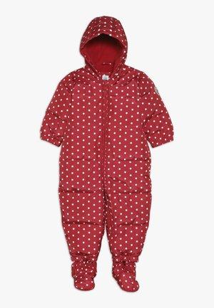 BABY - Combinaison de ski - modern red