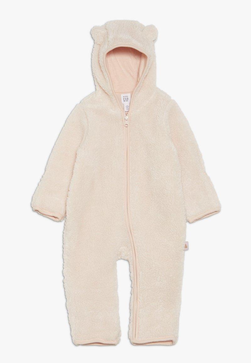 GAP - BABY - Tuta jumpsuit - new sheer pink