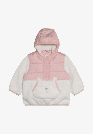 BEAR BABY - Zimní bunda - pink standard