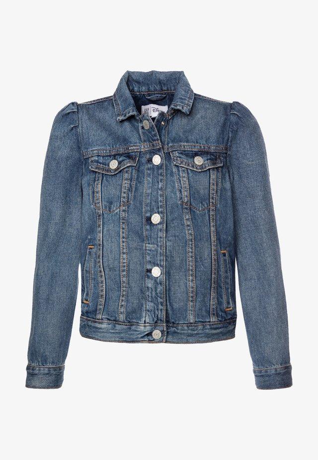 GIRL - Giacca di jeans - blue denim