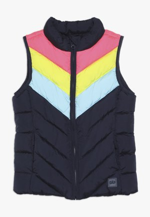 GIRL VEST - Smanicato - navy uniform