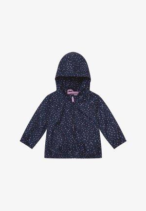 TODDLER GIRL WINDBREAKER - Lehká bunda - dark blue