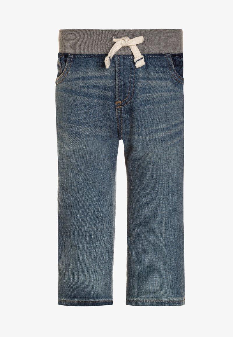 GAP - TODDLER BOY  - Jeans Straight Leg - medium wash