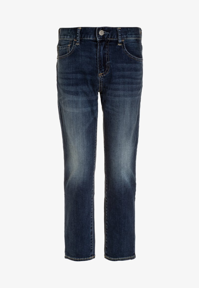 GAP - BOYS BOTTOMS - Jeans straight leg - medium wash