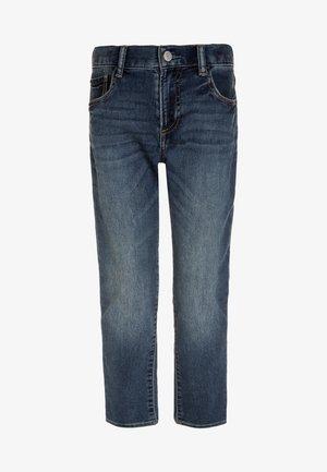 BOYS BOTTOMS SOFT  - Slim fit jeans - medium wash