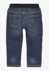 GAP - BABY - Džíny Slim Fit - dark wash - 1