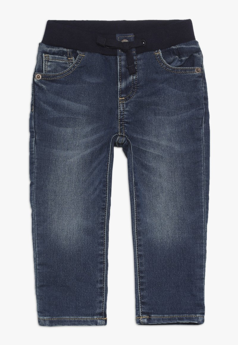 GAP - BABY - Džíny Slim Fit - dark wash