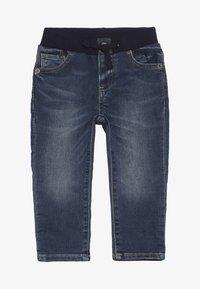 GAP - BABY - Slim fit jeans - dark wash - 3