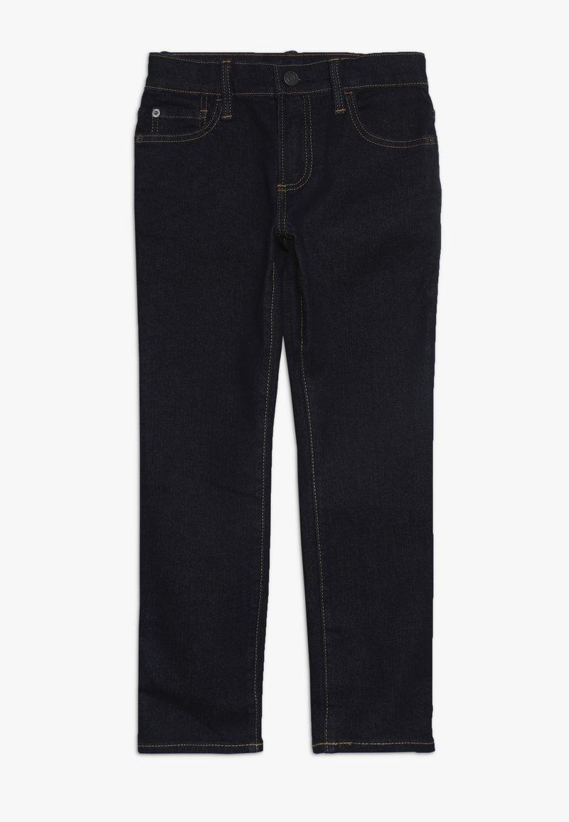 GAP - BOY  - Jeans Skinny Fit - rinse washed indigo