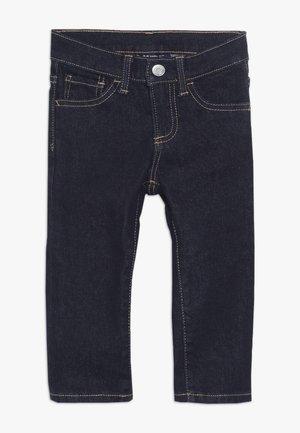 TODDLER BOY - Jeans slim fit - dark wash indigo