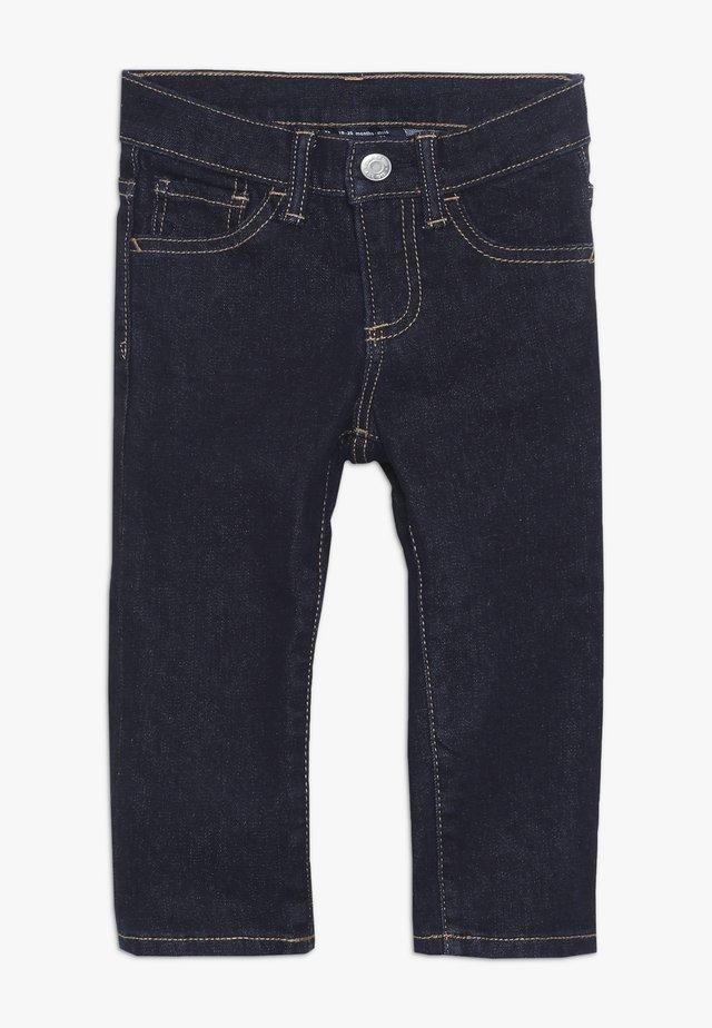 TODDLER BOY - Slim fit jeans - dark wash indigo