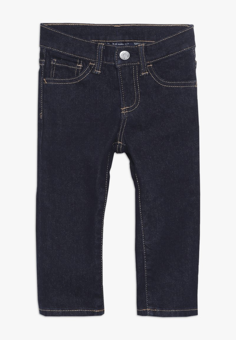 GAP - TODDLER BOY - Džíny Slim Fit - dark wash indigo