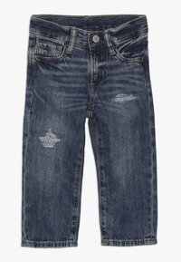GAP - TODDLER BOY - Jean slim - medium wash - 0