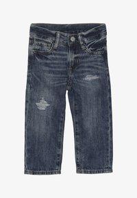 GAP - TODDLER BOY - Jean slim - medium wash - 2