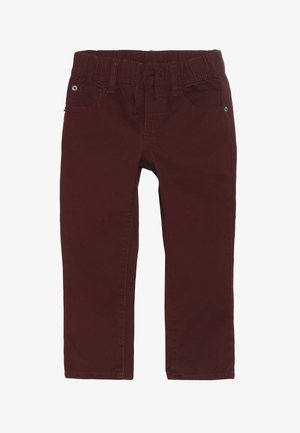 TODDLER BOY  - Slim fit jeans - red delicious