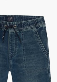 GAP - BOY  - Relaxed fit jeans - blue denim - 3