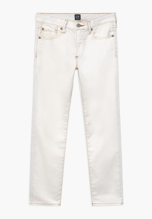 BOY SLIM - Jeans Slim Fit - white