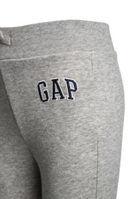 GAP - TODDLER BOY LOGO - Broek - light heather grey - 2
