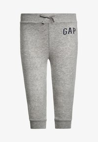 GAP - TODDLER BOY LOGO - Kalhoty - light heather grey - 0