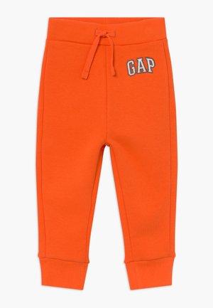 TODDLER BOY LOGO - Kalhoty - sport orange