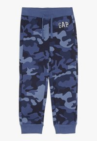 GAP - TODDLER BOY LOGO - Pantaloni - blue lapis - 0