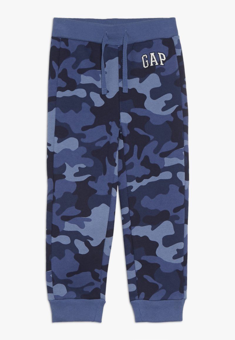 GAP - TODDLER BOY LOGO - Pantaloni - blue lapis