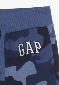 GAP - TODDLER BOY LOGO - Pantaloni - blue lapis - 3