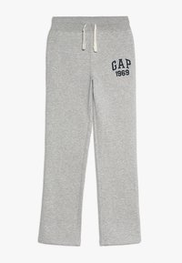 GAP - BOYS ACTIVE PANT - Tracksuit bottoms - light heather grey - 0