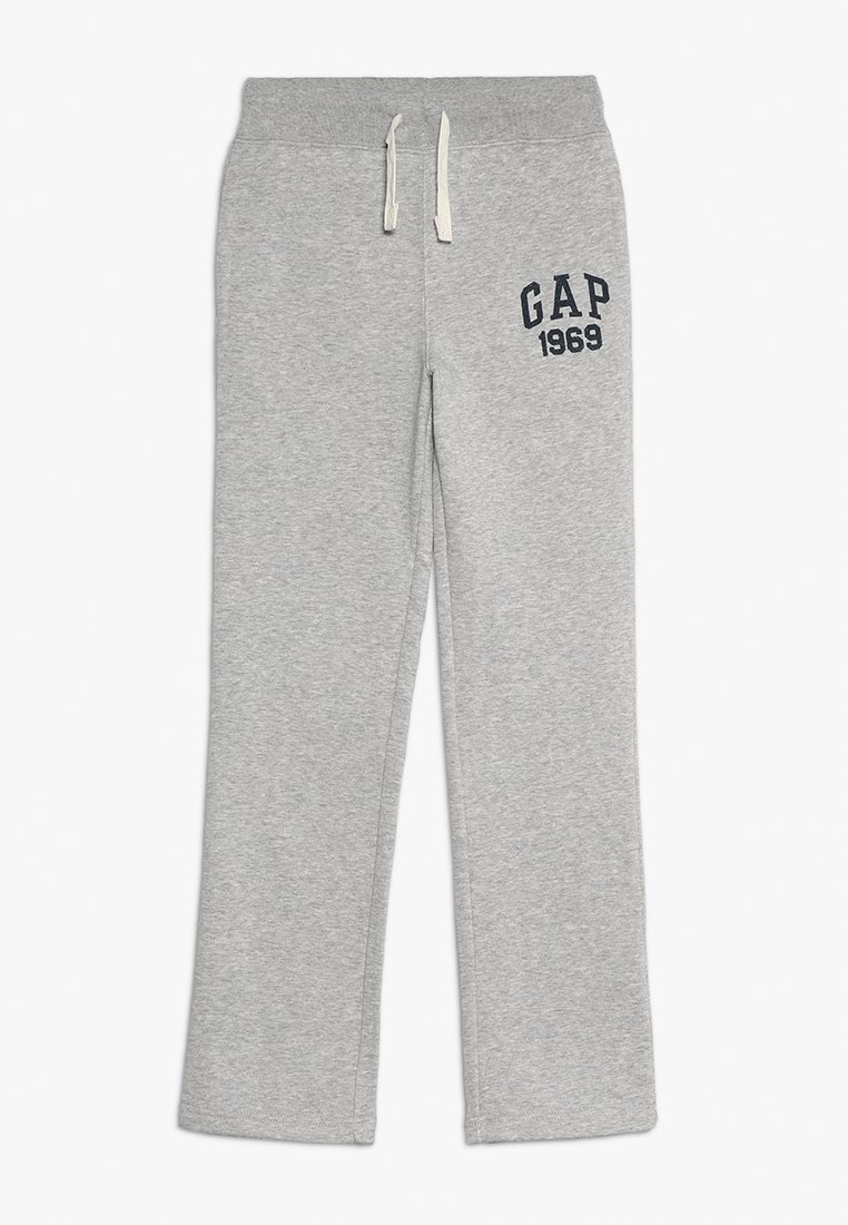 GAP - BOYS ACTIVE PANT - Tracksuit bottoms - light heather grey