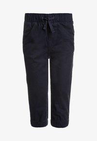 GAP - TODDLER BOY BASIC - Trousers - true indigo - 0