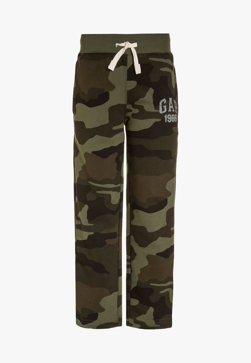 GAP - BOYS ACTIVE PANT - Tracksuit bottoms - green