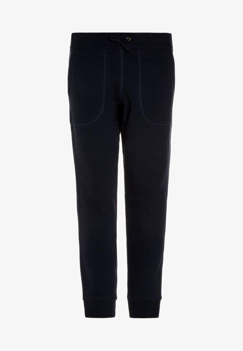 GAP - SLOUCH - Teplákové kalhoty - true indigo