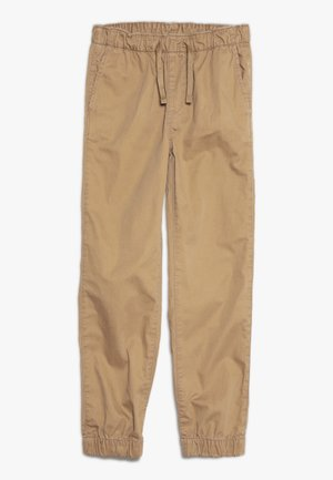 BOYS JOGGER - Pantaloni - cream caramel