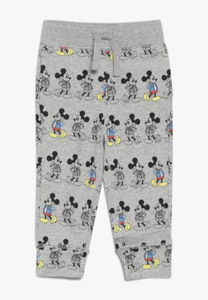 MICKEY MOUSE TODDLER BOY PANT - Trousers - light grey heather
