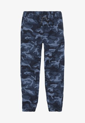 BOY CLASSIC JOGGER - Pantalon classique - blue