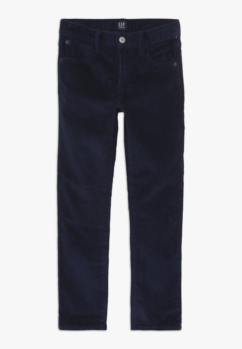 GAP - BOY - Trousers - comet blue
