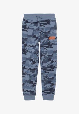 BOY JOGGER - Pantaloni sportivi - blue