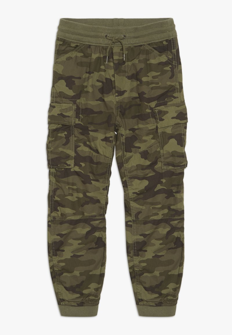GAP - BOY CARGO - Cargo trousers - green