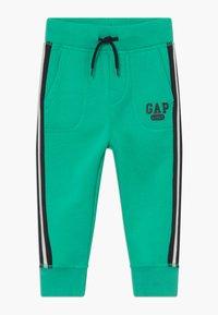 GAP - TODDLER BOY ARCH - Trousers - siren green - 0
