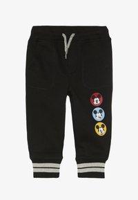 GAP - MICKEY MOUSE TODDLER BOY - Teplákové kalhoty - black - 2