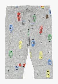 GAP - BABY - Pantalones - light heather grey - 0
