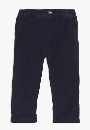LINED PANT BABY - Broek - navy uniform