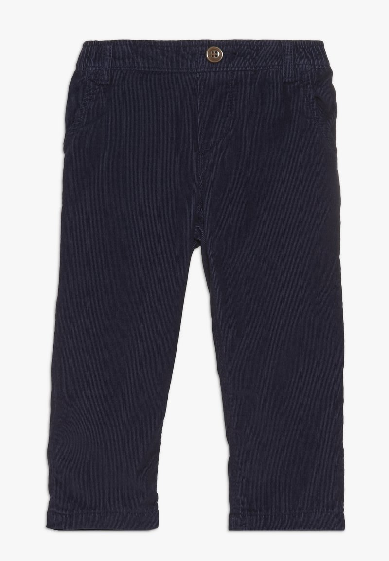 GAP - LINED PANT BABY - Pantalon classique - navy uniform