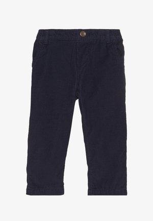 LINED PANT BABY - Spodnie materiałowe - navy uniform