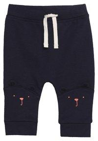 GAP - BABY - Trousers - navy uniform - 1