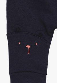 GAP - BABY - Trousers - navy uniform - 3