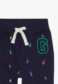 GAP - ARCH BABY - Kalhoty - navy uniform - 3
